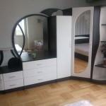 Шкаф в комнате по индивидуальному проекту