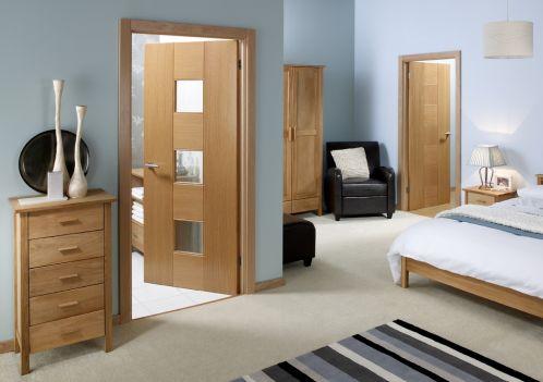 Деревянные двери в квартире