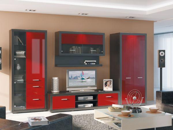 Корпусная мебель для гостиной по индивидуальным размерам